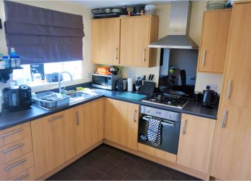 Thumbnail 3 bedroom end terrace house for sale in Wilks Road, Grantham