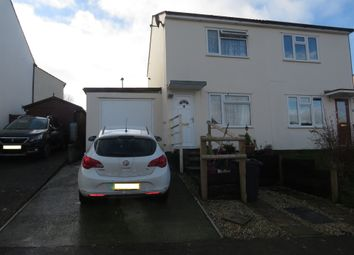 2 bed semi-detached house for sale in Kirby Close, Axminster EX13