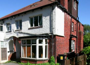 Thumbnail 2 bed flat to rent in Church Wood Avenue, Headingley, Leeds