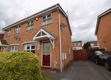 Thumbnail 2 bedroom semi-detached house for sale in Althrop Grove, Longton, Stoke-On-Trent
