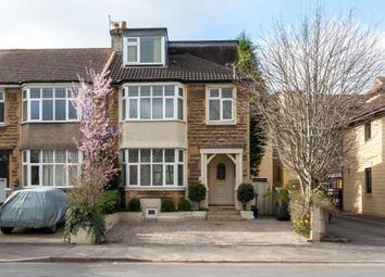Thumbnail 4 bedroom end terrace house for sale in Charlotte Place, Tyning Road, Peasedown St. John, Bath