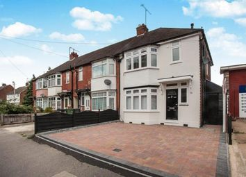 Thumbnail 3 bedroom end terrace house for sale in Trinity Road, Leagrave, Bedfordshire