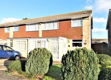 Thumbnail 3 bedroom terraced house for sale in Buttermere Close, Folkestone