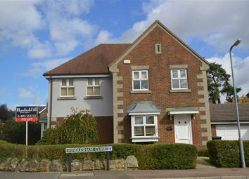 Thumbnail 3 bed detached house to rent in Windlesham Close, Crowborough