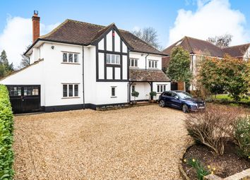 Thumbnail 4 bed detached house for sale in The Warren, Carshalton