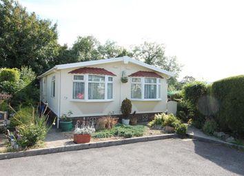 Thumbnail 2 bed mobile/park home for sale in Kingsway Caravan Park, Seville Road, Portishead, North Somerset