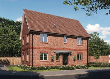 Thumbnail 3 bed detached house for sale in Ash Lodge Park, Ash, Surrey