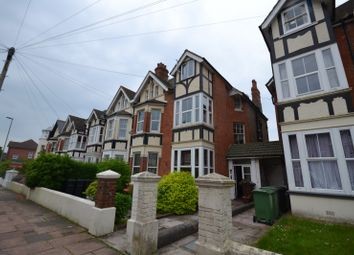 Thumbnail 3 bed flat to rent in Wickham Avenue, Bexhill On Sea