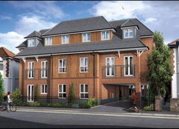 Thumbnail 1 bed flat to rent in Bridge Court, Bridge Avenue, Maidenhead, Berkshire