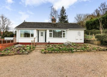 Thumbnail 2 bed detached bungalow for sale in Castle Donington, Derbyshire