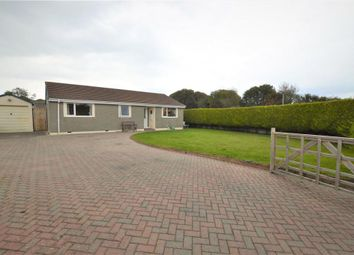 Thumbnail 3 bed detached bungalow for sale in Wall Gardens, Gwinear, Hayle, Cornwall