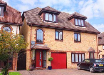 Thumbnail 3 bed semi-detached house for sale in Pointout Close, Southampton