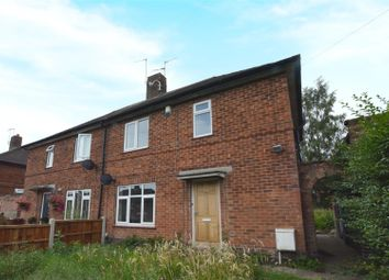 Thumbnail 3 bed end terrace house for sale in Hartcroft Road, Nottingham