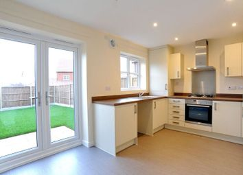 Thumbnail 2 bed terraced house for sale in Ling Road, Loughborough
