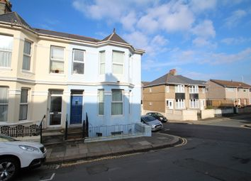Thumbnail 2 bedroom end terrace house to rent in Desborough Road, Plymouth
