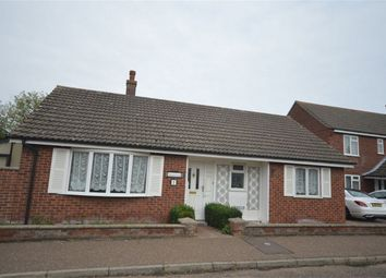 Thumbnail 3 bedroom detached bungalow for sale in Smock Mill Loke, Wymondham