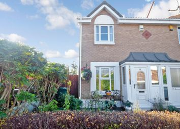 Thumbnail 2 bed terraced house for sale in Birkdale, Whitley Bay