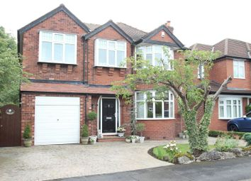 Thumbnail 4 bed detached house for sale in Mosley Road, Timperley, Altrincham