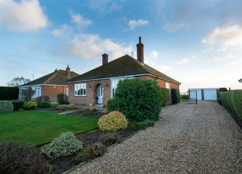 Thumbnail 3 bed detached bungalow for sale in Station Road, Sibsey, Boston