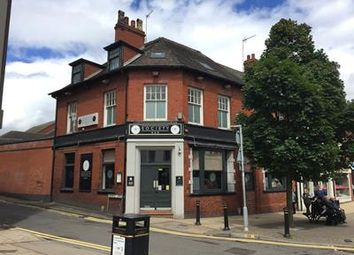 Thumbnail Pub/bar for sale in Society, 9 Hassell Street, Newcastle-Under-Lyme