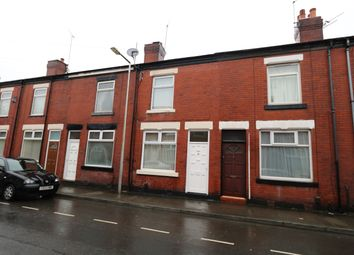 Thumbnail 2 bed terraced house to rent in Upper Brook Street, Stockport