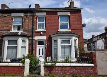 Thumbnail 3 bed end terrace house for sale in Park Road, Tranmere, Merseyside