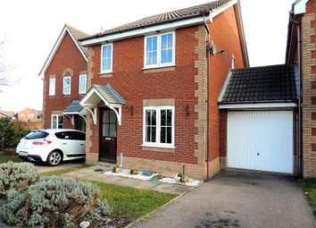 Thumbnail 3 bed link-detached house to rent in Harrop Dale, Carlton Colville, Lowestoft