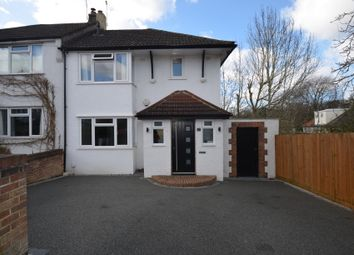 Thumbnail 4 bedroom semi-detached house to rent in Shelvers Spur, Tadworth