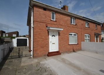 Thumbnail 3 bed property to rent in Ashburton Road, Southmead, Bristol
