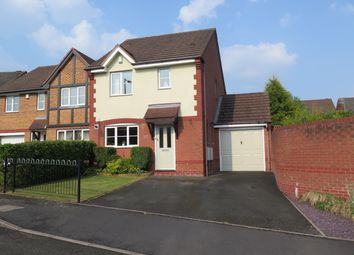 Thumbnail 3 bed detached house for sale in Jersey Crescent, Lightwood, Stoke-On-Trent
