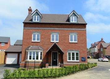 Thumbnail 5 bedroom detached house for sale in Beeby Road, Scraptoft