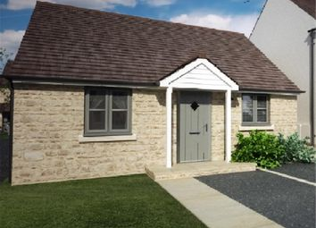 Thumbnail 2 bed detached bungalow for sale in Plot 43, The Charlbury, Blunsdon Meadow, Swindon