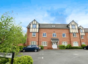 Thumbnail 2 bed flat to rent in Clough Court, Nantwich
