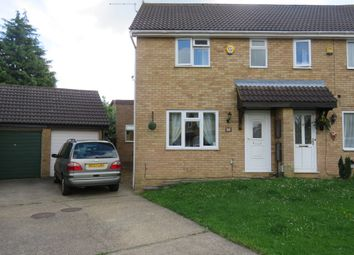 Thumbnail 3 bed semi-detached house for sale in Partridge Close, Luton