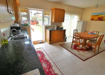 Thumbnail 4 bedroom semi-detached house for sale in Tenniswood Road, Enfield