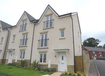 Thumbnail 3 bed semi-detached house for sale in Chard Road, Axminster