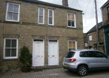 Thumbnail 1 bed terraced house to rent in Hallgate, Hexham