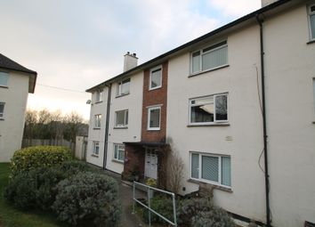 Thumbnail 2 bed flat for sale in Fegen Road, St Budeaux, Plymouth