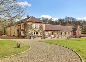 Thumbnail 5 bed barn conversion for sale in Springfield Barn, The Avenue, Barnsdale, Oakham