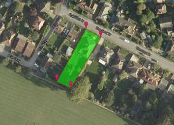 Thumbnail Land for sale in Chestnut Drive, Berkhamsted