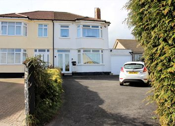 Thumbnail 3 bed semi-detached house for sale in Denston Walk, Bedminster Down