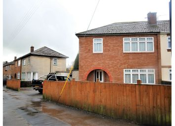 Thumbnail 3 bedroom semi-detached house for sale in Christopher Way, Shepton Mallet
