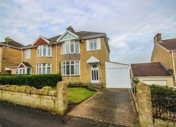 3 bed semi-detached house for sale in Sladebrook Road, Bath BA2
