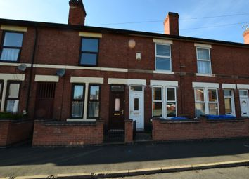 2 bed terraced house for sale in Abingdon Street, Derby DE24