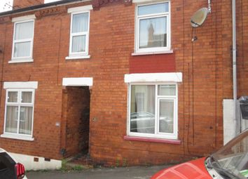 Thumbnail 2 bed terraced house for sale in Bernard Street, Lincoln