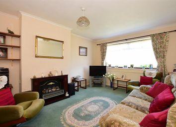 Thumbnail 2 bed semi-detached bungalow for sale in Rushford Close, Headcorn, Kent