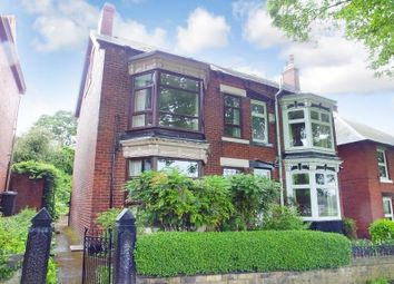 Thumbnail 5 bedroom semi-detached house for sale in Lees Hall Place, Meersbrook, Sheffield