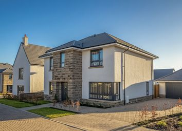 Thumbnail 4 bedroom detached house for sale in Lethington Gardens, Burns Circus, Haddington