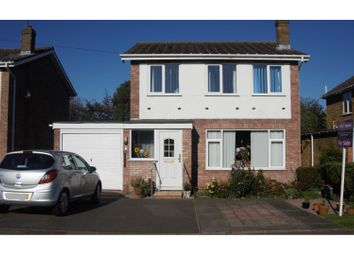 Thumbnail 3 bed detached house for sale in Oakley Drive, Spalding