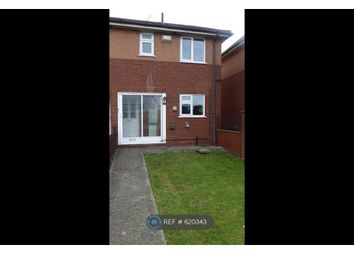 Thumbnail 2 bed end terrace house to rent in Rievaulx Court, Hull